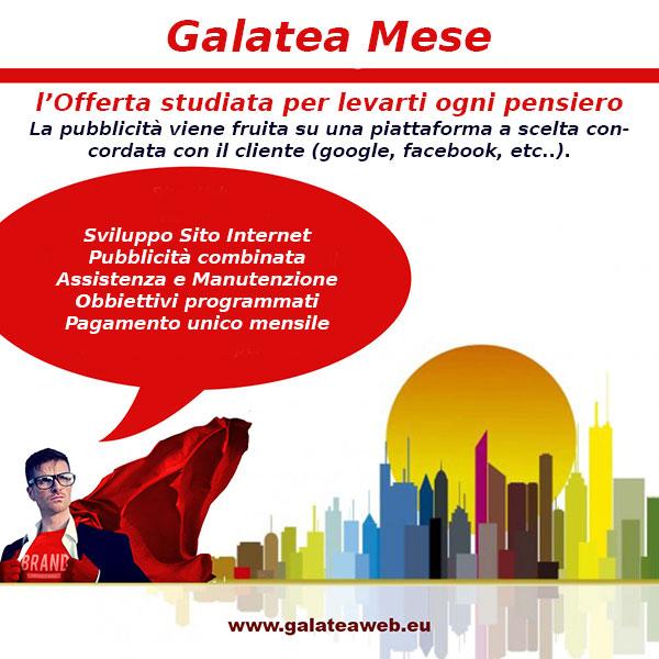 Galatea Mensile