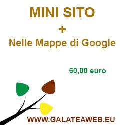 Mini Sito Internet 1 Pagina